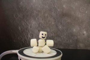 Marshmallow Astronaut
